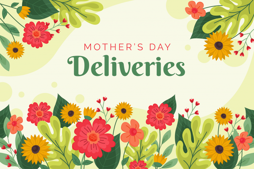 Mother's Day Flower Deliveries