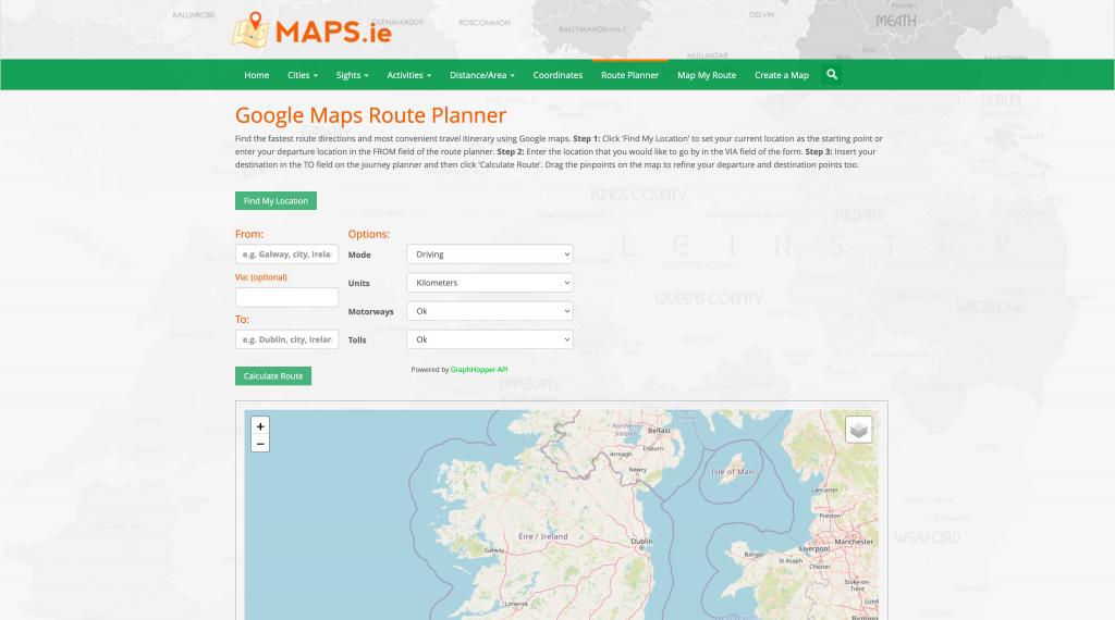 Maps.ie