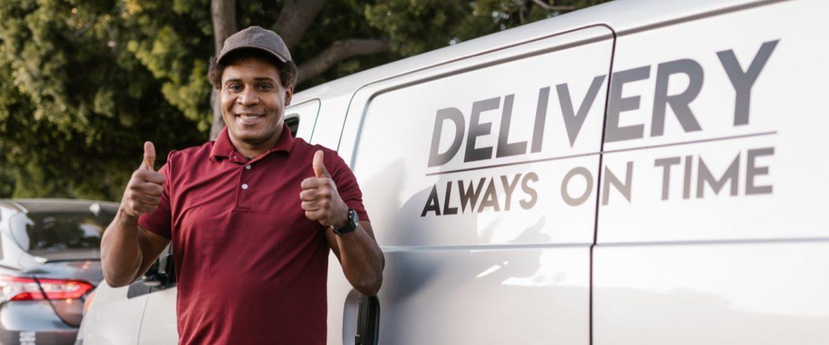 delivery management app